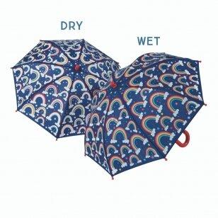 Magiškas skėtis, Vaivorykštė