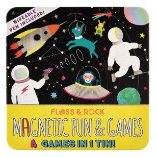Magnetinis žaidimas, Kosmosas 4 in 1
