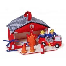 Medžiaginė ugniagesių stotis