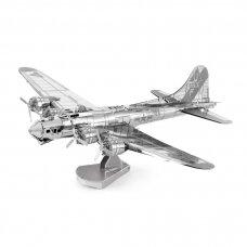 "Metalinis 3D konstruktorius ""B-17 Flying Fortress"""