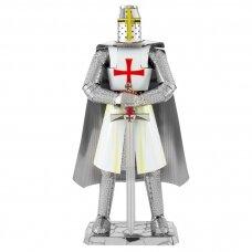 """Metalinis 3D konstruktorius """"Iconx Templar Knight"""""""