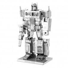 "Metalinis 3D konstruktorius ""Transformers Optimus Prime"""