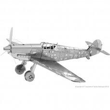 """Metalinis 3D konstruktorius """"Messerschmitt BF-109"""""""