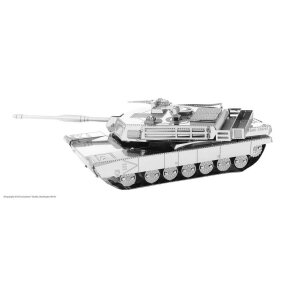 "Metalinis 3D konstruktorius ""M1 Abrams Tank"""