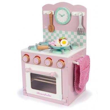 """Medinė virtuvėlė """"Honeybake"""""""