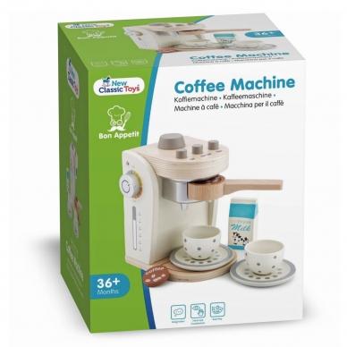 Medinis kavos virimo aparatas 5
