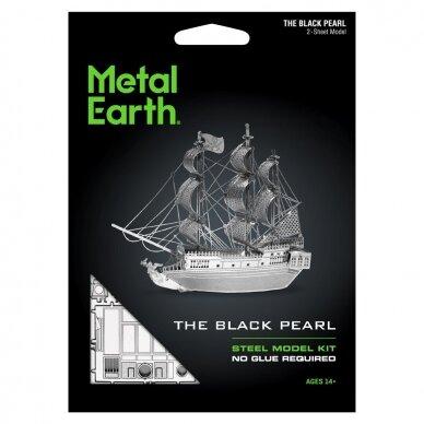 """Metalinis 3D konstruktorius """"Juodasis Perlas"""" 2"""
