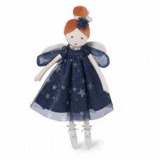 "Minkšta lėlė ""Stebuklingoji fėja - šokėja"" mėlyna"