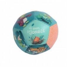"""Minkštas kamuoliukas """"Džiunglės"""""""