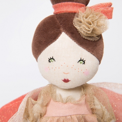 """Minkšta lėlė """"Stebuklingoji fėja - šokėja"""" 2"""