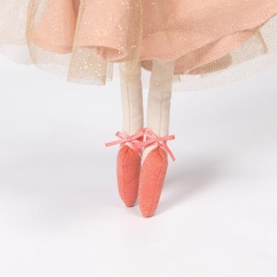 """Minkšta lėlė """"Stebuklingoji fėja - šokėja"""" 3"""