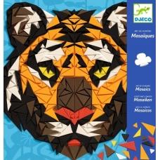 "Mozaika ""Tigras"""