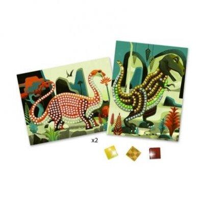 """Mozaika """"Dinozaurai"""" 2"""