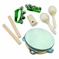 Muzikinių instrumentų rinkinys, 3+