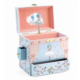 """Muzikinė dėžutė """"Balerina scenoje"""""""