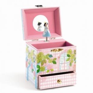 """Muzikinė dėžutė """"Princesės rūmai"""""""