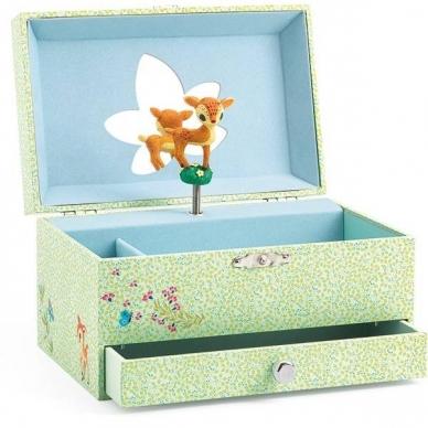 """Muzikinė dėžutė """"Bembis"""""""