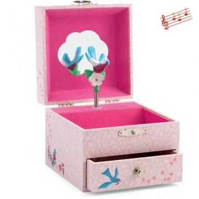 """Muzikinė dėžutė """"Paukštelio šokis"""" 3"""
