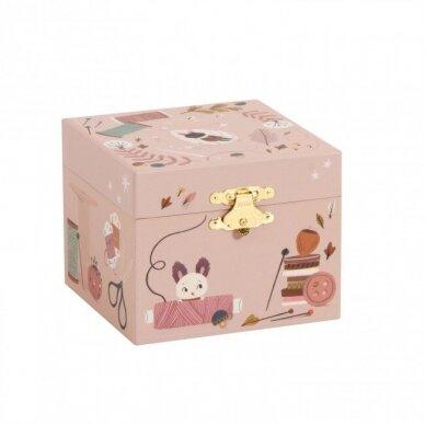 """Muzikinė dėžutė """"Draugiška katytė"""" 2"""