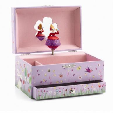 """Muzikinė dėžutė """"Princesė"""""""