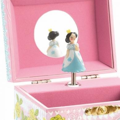 """Muzikinė dėžutė """"Princesės rūmai"""" 3"""