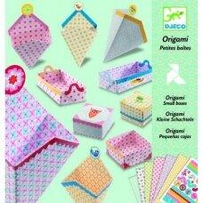 "Origami rankdarbis ""Dėžutės"""