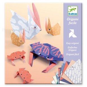 "Origami rankdarbis ""Šeima"""