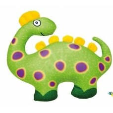 Pagalvėlė - migdukas Žaliasis dinozauras, 0+