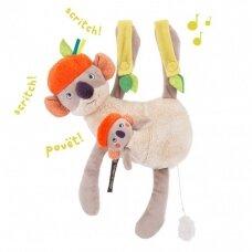 """Pakabinamas muzikinis žaislas """"Koala"""""""