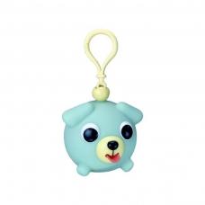 """Pakabukas - emocinis žaisliukas """"Žalsvas šuniukas"""""""
