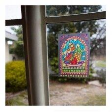 """Pasigamink langų vitražus """"Vasaros svajonės"""""""