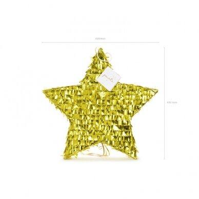 """Pinjata """"Žvaigždė"""" 4"""