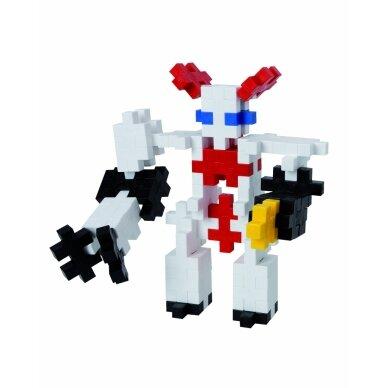 Plus Plus konstruktorius, Robotas, DIDELĖS, 50 3