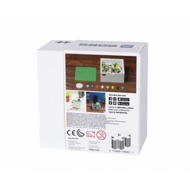 Plus Plus konstruktorius, Vėjo malūnas, medinė dėžutė 3
