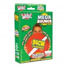 """Pripučiamas kamuolys """"Mega Bounce"""" mini  30cm raudonas"""