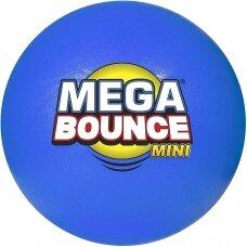 """Pripučiamas kamuolys """"Mega Bounce"""" mini  30cm mėlynas"""