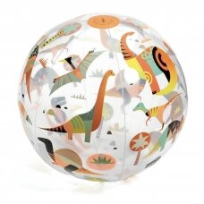 """Pripučiamas kamuolys """"Dinozaurai"""""""