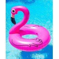 Pripučiamas ratas, Flamingas MAX
