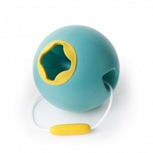 """Apvalus kibirėlis """"Ballo"""" (žalia-geltona)"""