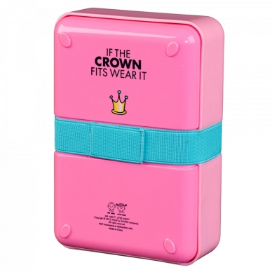 Priešpiečių dėžutė - Little Miss Princess 3