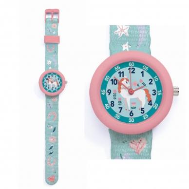 """Vaikiškas laikrodis """"Ponis"""" 3"""