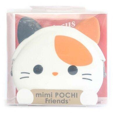 """Silikoninė piniginė """"mimi POCHI Friends Mike"""" 3"""