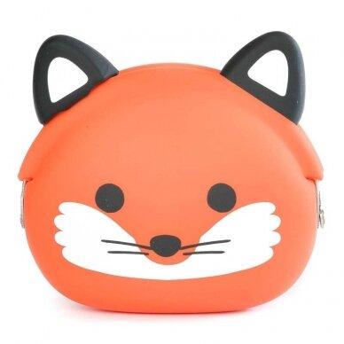 """Silikoninė piniginė """"mimi POCHI Friends Fox"""" 3"""
