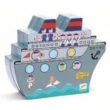 """Stalo žaidimas """"Laivų mūšis"""""""