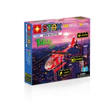 STAX Hybrid Malūnsparnis, 8+