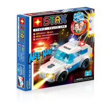 STAX Hybrid Signalizuojantis policijos automobilis