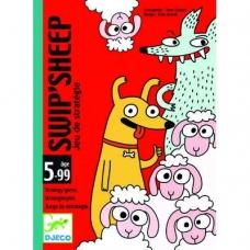"""Kortų žaidimas """"Swip'Sheep"""""""