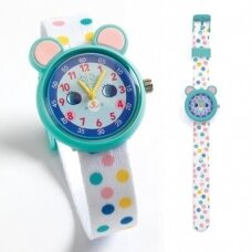 """Vaikiškas laikrodis """"Pelytė"""""""