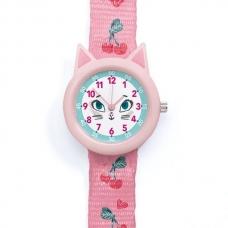 """Vaikiškas laikrodis """"Katytė"""""""