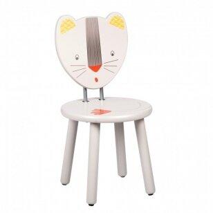 """Vaikiška kėdutė """"Katinėlis"""""""